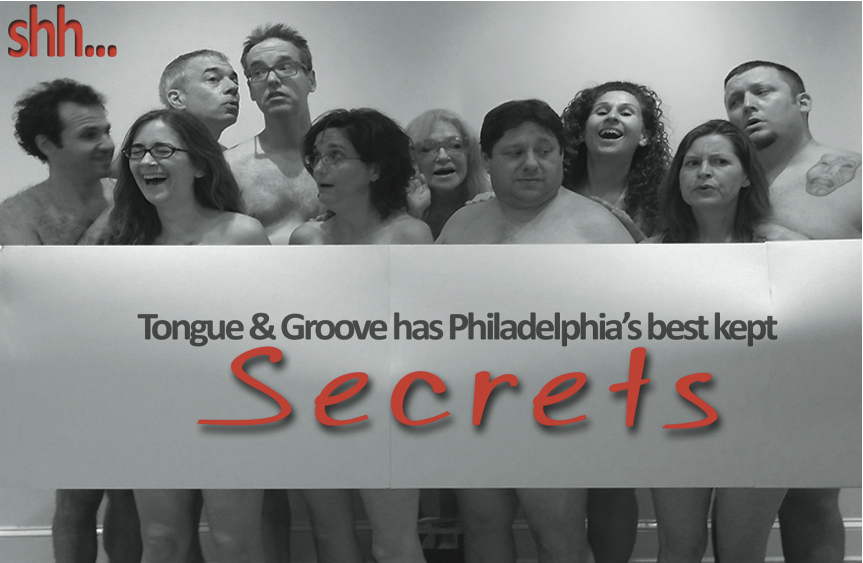 Philadelphia Theater: Tongue & Groove Impro